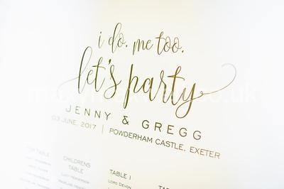 Jenny & Gregg   (Private Gallery)