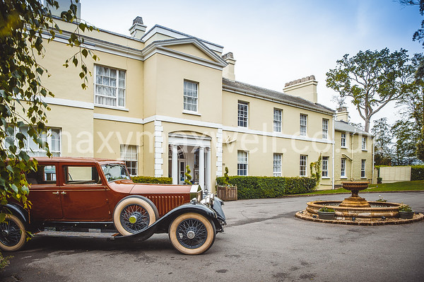 Wedding at Deer Park Country House Hotel