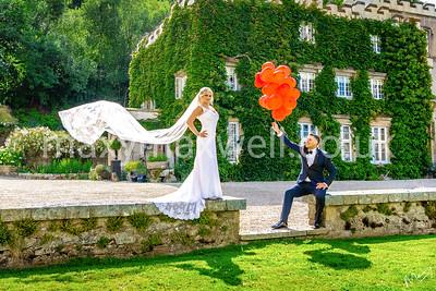 Milena & Martin at Yarner House (post wedding shoot)
