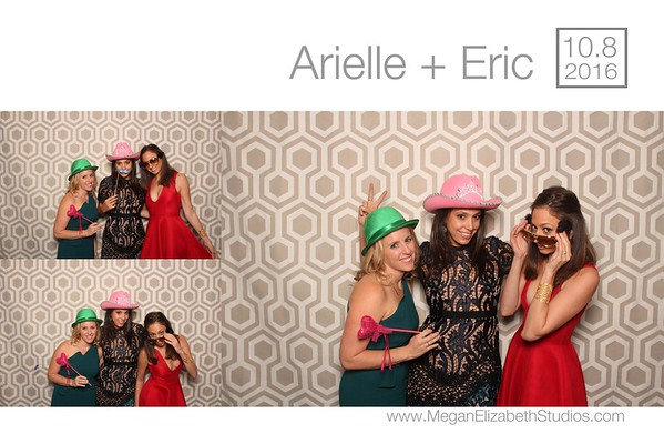 Arielle and Eric's wedding