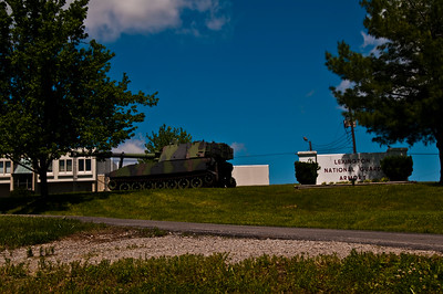 Lexington National Guard Armory 1
