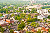 AERIEL VIEW OF LEXINGTON