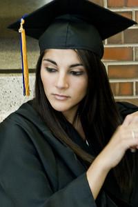 Cascia Hall Graduation 2009