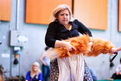 GLYNDEBOURNE - Cunning Little Vixen Rehearsal 16 5 16 (lo-res) (2 of 5)