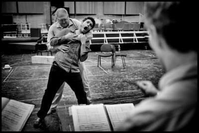 Glyndebourne - Don Giovanni Stage and Studio Rehearsals 22.5.14-117