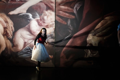 Lenka Macikova (Zerlina) - Don Giovanni Stage and Studio Rehearsals - Glyndebourne 2014