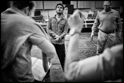 Glyndebourne - Don Giovanni Stage and Studio Rehearsals 22.5.14-115