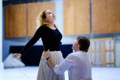Glyndebourne - Eugene Onegin Rehearsals 2.5.14
