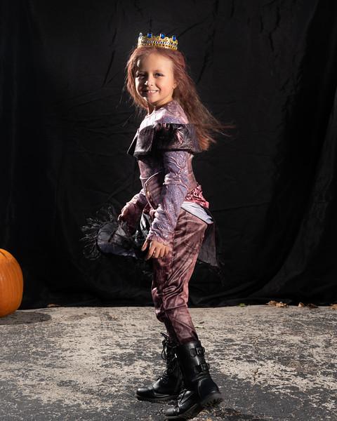 Halloween 2020 Greendale, Wi Trick or Treaters.