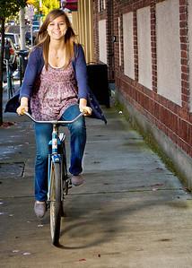 Amy Bike 5x7