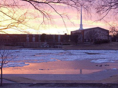 METROPOLITAN BAPTIST CHURCH SUNSET