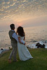 Renewal of vows. The Rock at 4 Seasons, Punta de MIta