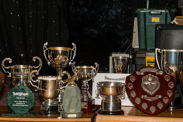 Oswaldtwistle Homing Society Presentation Evening Nov 2016
