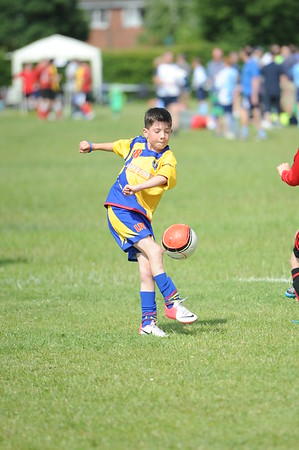 Festival of Football Pitches 1 & 2 SUN 14July AM