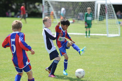 Festival of Football Pitches 1 & 2 SUN 14 July PM
