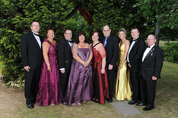 The Royal Engineers Summer Ball 2013