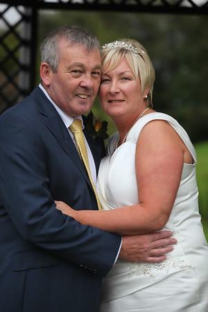 Catherine & Stephen Greenwood  2012