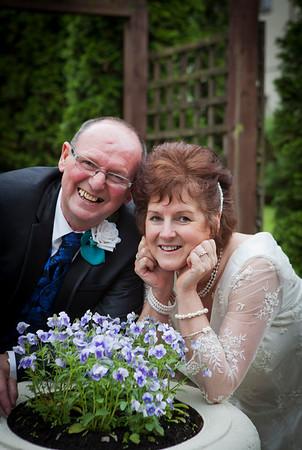 Elaine & Robert Garnett 2012