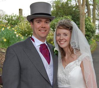 Angela & Rob 2009