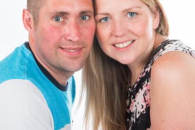 Rebecca & David 2014