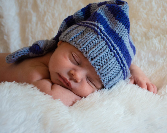 Nolan's Newborn