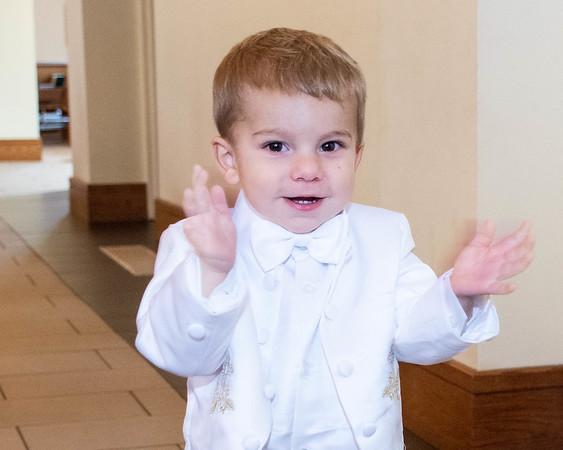 Wyatt's Baptism