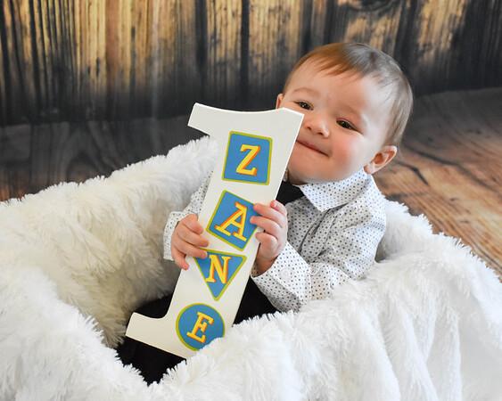 Zane's 1st Birthday