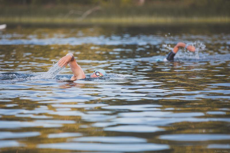 Dynamic Race Events - Elk Lake Triathlon, Duathlon