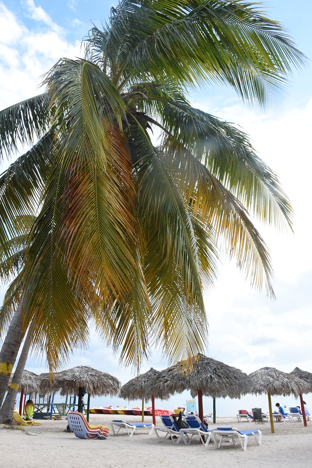 Playa Ancon in Cuba  Photo by: Cynthia Carris Alonso/Photo SolutionsNYC  carris27@aol.com 917-678-8089