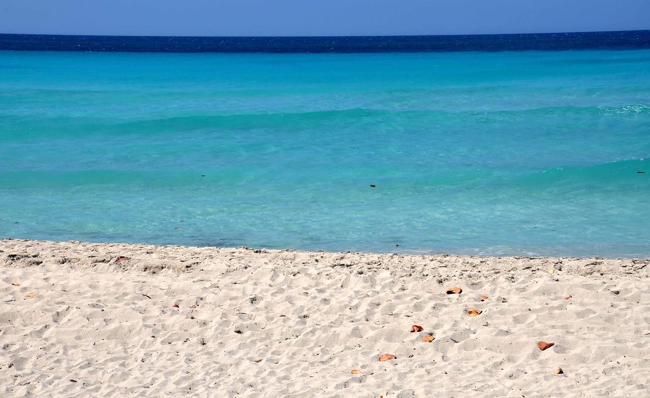 Varadero, Cuba. Photo by Cynthia CarrisVaradero Beach in Cuba  Photo by: Cynthia Carris Alonso/Photo SolutionsNYC  carris27@aol.com 917-678-8089