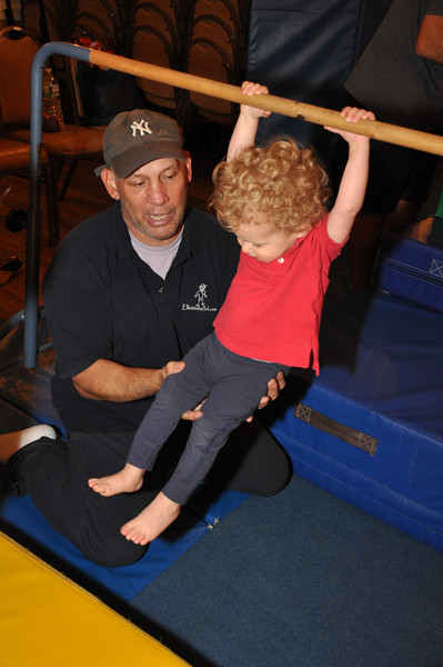 Elliot's Gymnastics class.  PHOTO BY: Cynthia Carris Alonso http://www.photosolutionsnyc.com/
