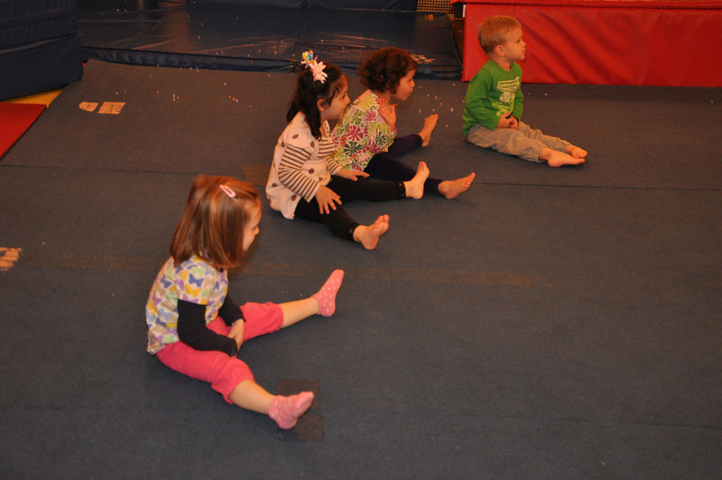 Elliott's Gymnastics class.   PHOTO CREDIT: Cynthia Carris  http://www.photosolutionsnyc.com/