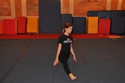 Elliott's gymnastics class, May 29, 2014.  Photo by Cynthia Carris