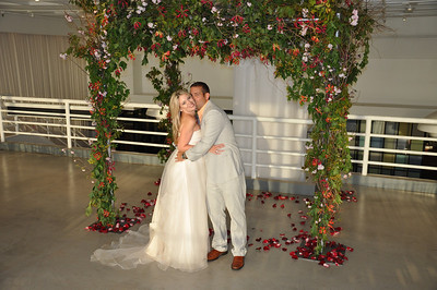 Guy and Kerry wedding at the 404 event space.