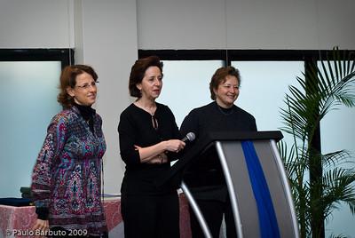 Inauguração do Museu Fernão Cardim, Colégio São Luis, Junho de 2009.