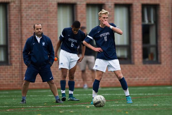 EA varsity soccer v Haverford 2015