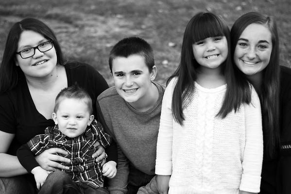 THE BALLOU FAMILY // 2015-12-06