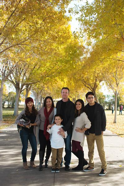 THE SMITH FAMILY // 2015-12-06