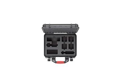 HPRC 2400 Leica M_pianta con maniglia