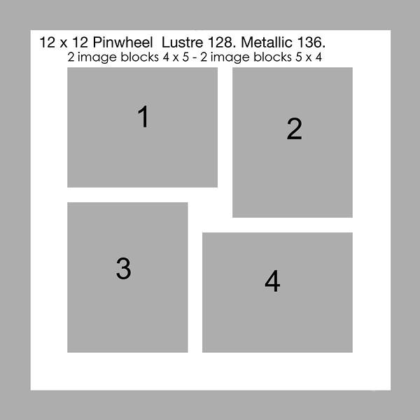 Pinwheel 12x12 Price