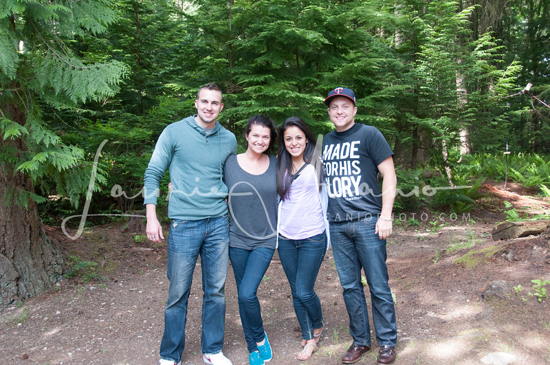 Sarah's best friends came from Minnesota.  John, Jessica and Tyler.