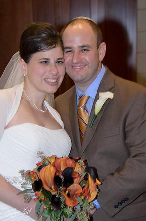Marcie and Josh Wedding
