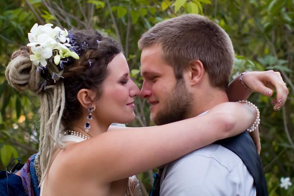 Aly and Christian | Backyard Wedding