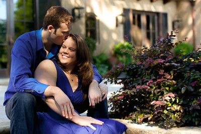 Gretchen and Eric Engagement