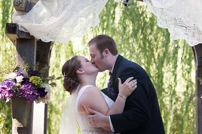 Gretchen and Eric Wedding