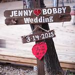 Jennifer and Bobby wedding