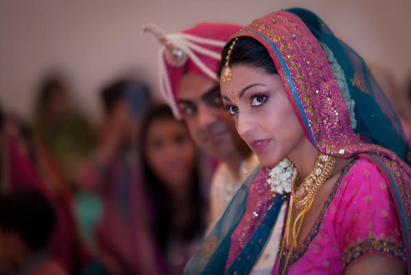 Megnha and Noor | Fairmont Hotel San Jose Wedding