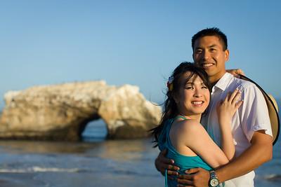 Nancy and Neil   Engagement Photos   Natural Bridges