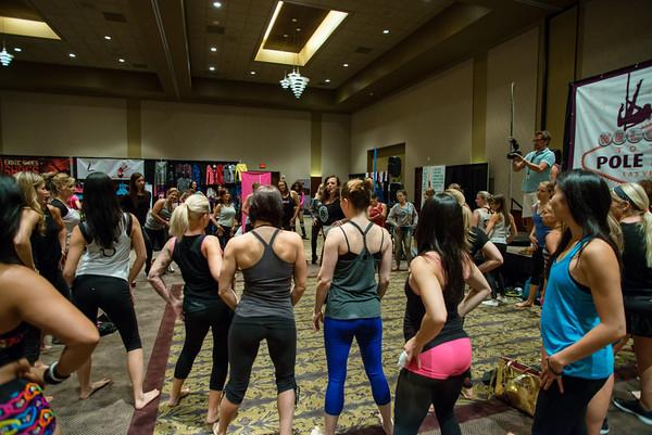 Saturday-Ballroom Workshops