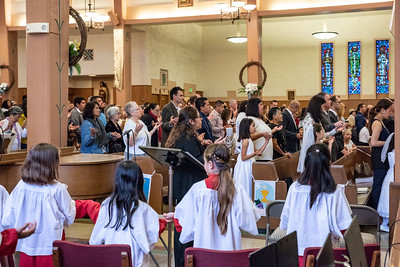 180520 Incarnation Catholic Church 1st Communion-61